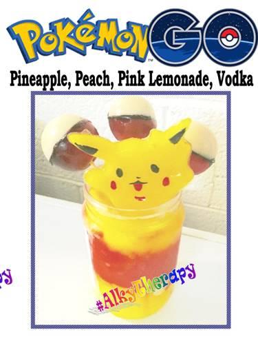 AUGUST 2016 Pokemon Go